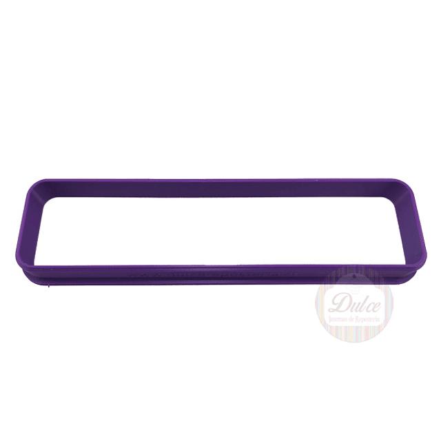 Cortador Plástico Rectángulo