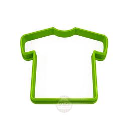 Cortador Plástico Camiseta