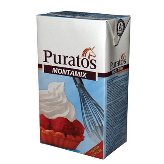 Crema Montamix Puratos 1 lt.