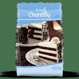 Crema Chantilly Puratos En Polvo 450 gr.