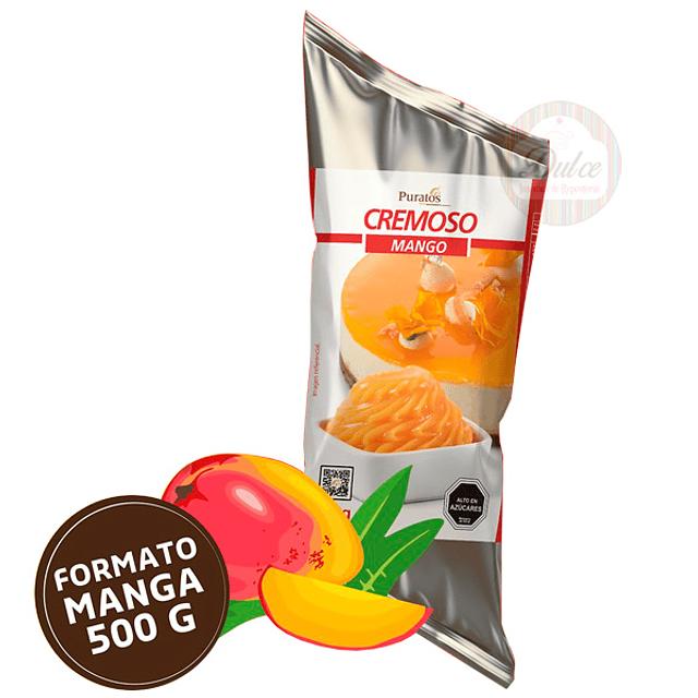 Cremoso Puratos 500 gr. Mango