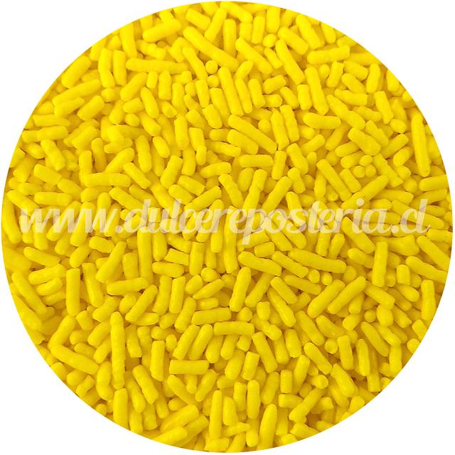 Decoración Granillo Amarillo 100 gr.
