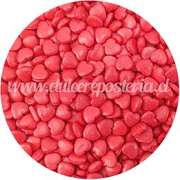 Decoración Corazones Rojos 100 gr.