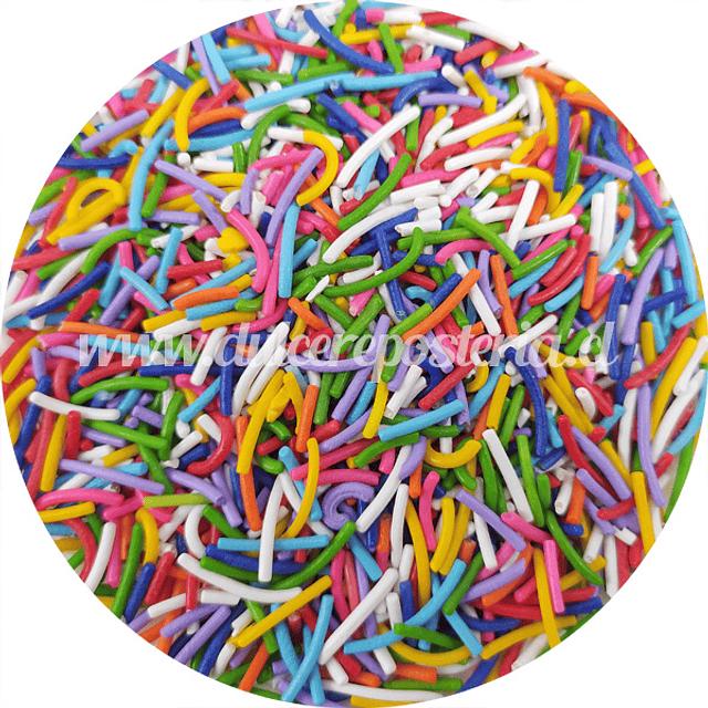 Decoración Premium Grana Stick Colores 100 gr.