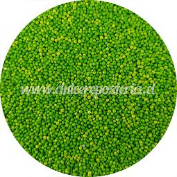 Decoración Gragea Verde 100 gr.