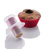 Descorazonador o Ahuecador de Cupcakes Plástico