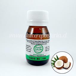 Esencia de Coco Food Color 25 gr.