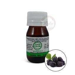 Esencia de Mora Food Color 25 gr.
