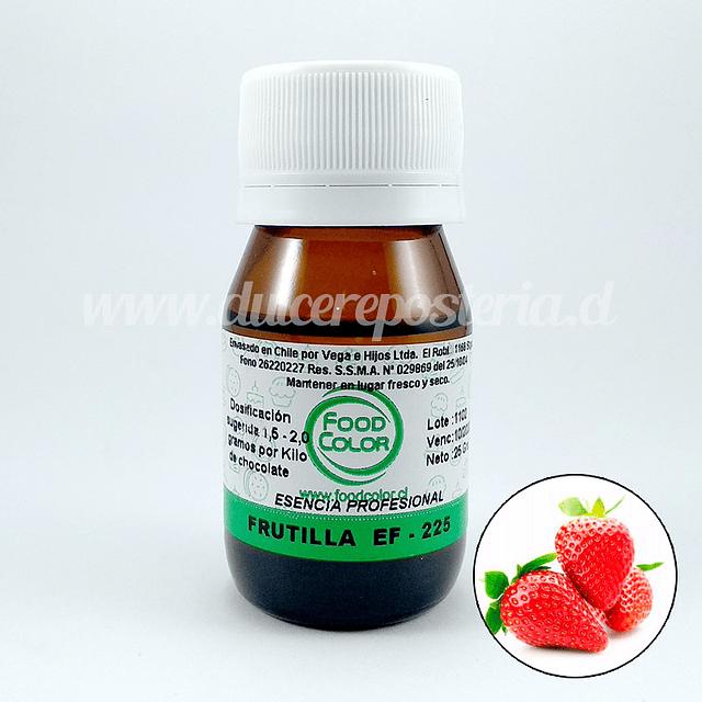 Esencia de Frutilla Food Color 25 gr.