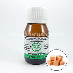 Esencia de Toffee Food Color 25 gr.