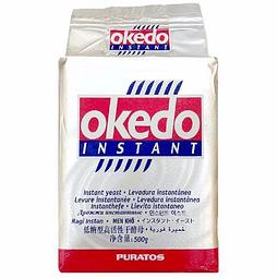 Levadura Okedo Puratos 500 gr.