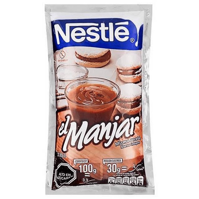 Manjar Nestle 1 kg.