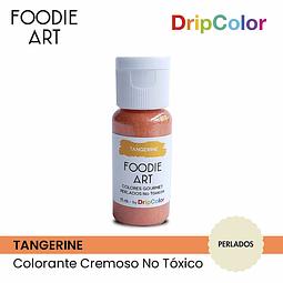 Foodie Art Drip Color 15 ml. Tangerine