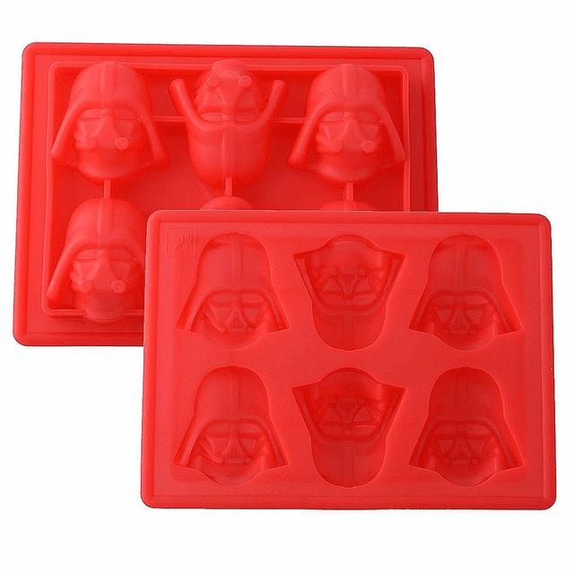 Molde Darth Vader Star Wars Silicona