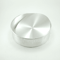 Molde Redondo Desmontable para Bizcocho 22 cm.