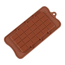 Molde Chocolate Tableta Grande Silicona