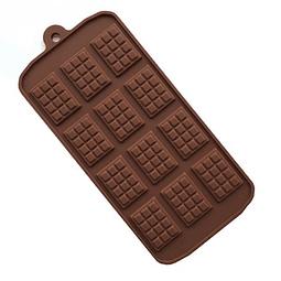 Molde Chocolate Tabletas Silicona