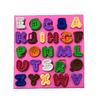 Molde Fondant Alfabeto Botones Silicona