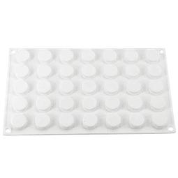 Molde Cilindros 35 Cavidades Silicona