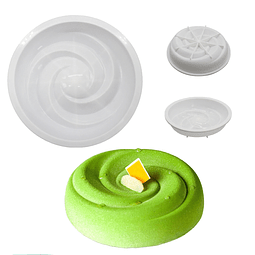 Molde Silicona Diseño 3