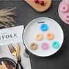 Molde Silicona 7 Mini donuts
