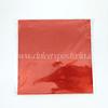 Papel Metalizado 14x14 cm. 100 Unidades