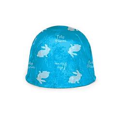 Papel para Chocolate Conejo Azul