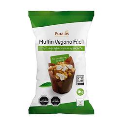 Premezcla Puratos Muffin Vegano Fácil 1 kg.