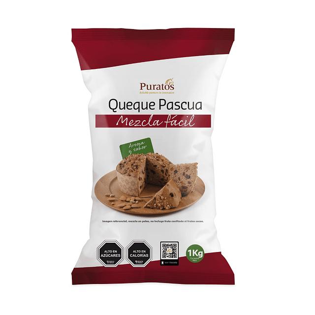 Premezcla Puratos Queque Pascua Fácil 1 kg.