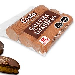 Galletas para Alfajor Costa 700 gr. 120 unid.