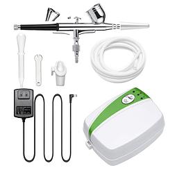 Kit Aerógrafo + Compresor Repostería