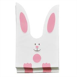 Set Bolsa Conejo Rosado Chica 10 Unidades