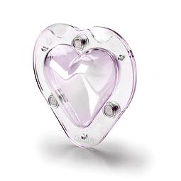 Molde Corazón 3D Acrílico