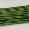 Alambre Verde para Flores 3mm 10 Unidades