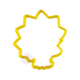 Cortador Plástico Lisa - Los Simpsons