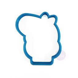 Cortador Plástico George Peppa Pig