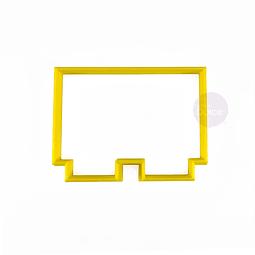 Cortador Plástico Pieza Lego 1