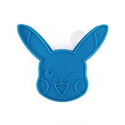 Cortador Plástico Cara Pikachu con Marcador