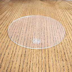 Disco Acrílico para Bordes Perfectos 19 cm.