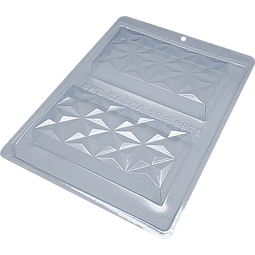 Molde Chocolate Tableta Matiz BWB - 9976