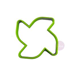 Cortador Plástico Remolino