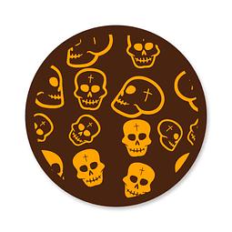 Transfer para Chocolate Calaveras 01-006