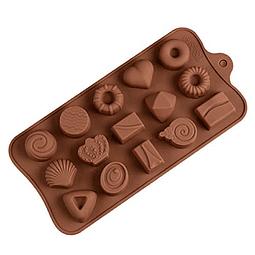 Molde Chocolate Caramelos Silicona