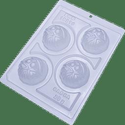 Molde Chocolate Momia BWB - 10210