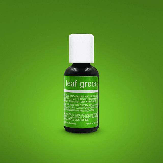 Colorante Gel Leaf Green Chefmaster 20 gr.