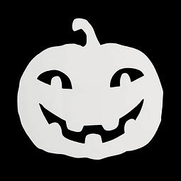 Stencil Halloween Calabaza N°5