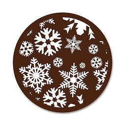 Transfer para Chocolate Copos 01-294