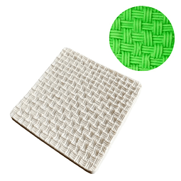 Molde Fondant Textura N°7 Silicona