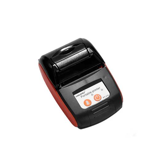 Portable bluetooth one e-printer + printer