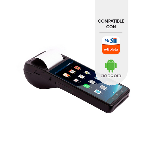 Android one 910 ap terminal with printer